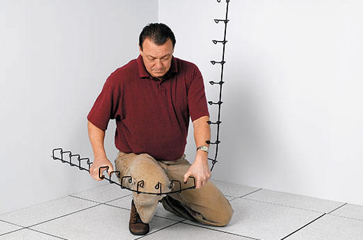401 Series Snake Race® Mini Cable Tray