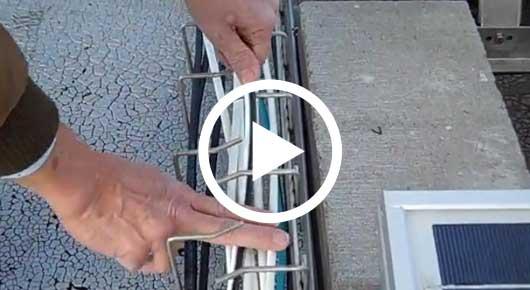 Solar Snake Tray Cable Tray