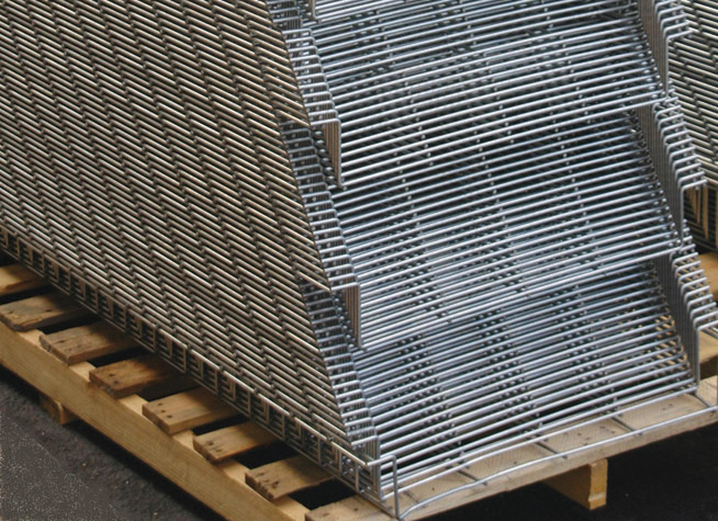 Shipping cable trays