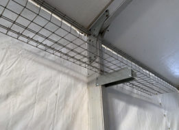 cabling temporary hospital covid19