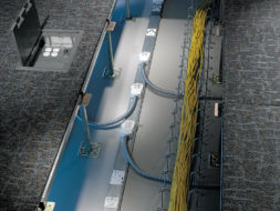 Electrical Cable Management Systems | Snake Tray