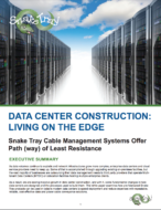 Data Center Construction: Living on the Edge